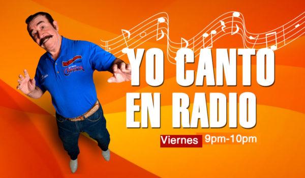 YO CANTO EN RADIO CON DON MIGUELÓN