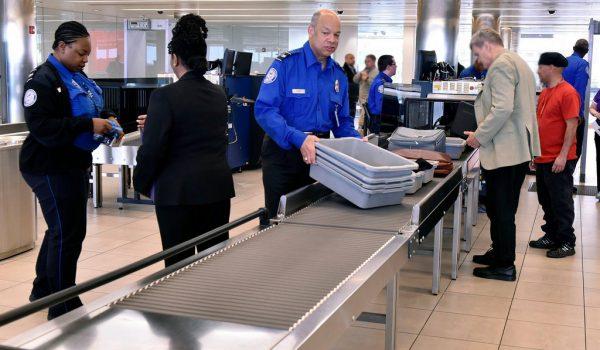 TSA muy afectado por cierre parcial  de gobierno