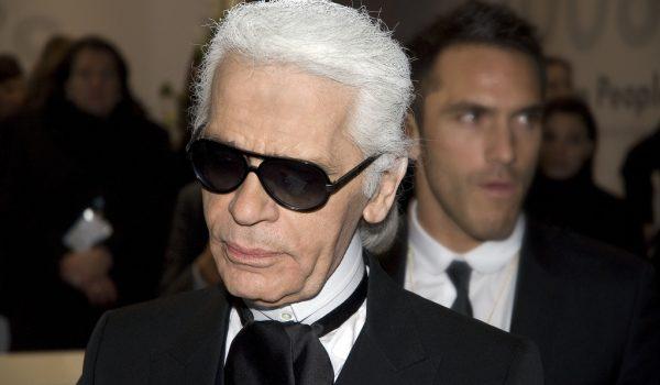 Muere el gran ícono de la moda Karl Lagerfeld