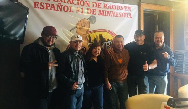Los Chavos del Rancho Regalan $500 Esta Mañana en La Raza Radio