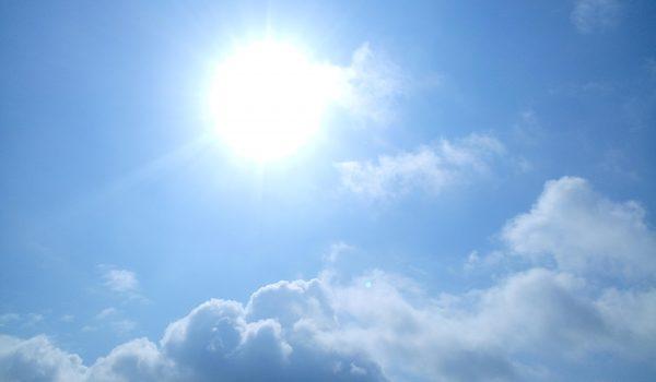 CLIMA: Jueves cálido  con máximas de 60° Fahrenheit