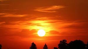 CLIMA: Un hermoso día, máximas de  80° Fahrenheit  con baja humedad