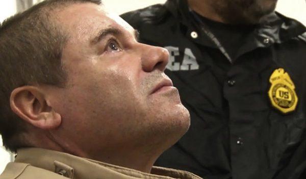"""Joaquín """"El Chapo"""" Guzmán condenado a cadena perpetúa"""
