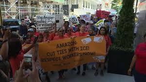Trabajadores de Minnesota Amazon para huelga en Prime Day