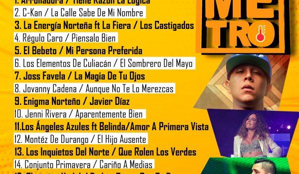 Top 20 15 Julio