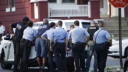 Hombre armado de Filadelfia identificado después de herir a seis oficiales