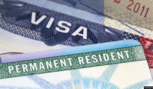 Ahora es más rápido pedir a un familiar para conseguirle la green card