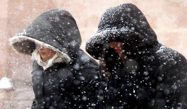 CLIMA: temperaturas frías, vientos más fríos