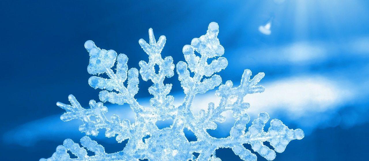 CLIMA: tomenta de nieve
