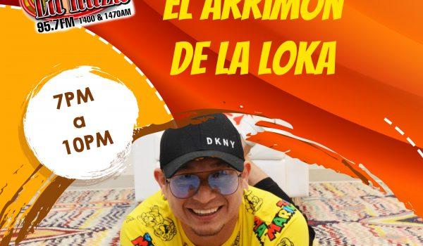 """El Arrimón de """"La Loka"""""""