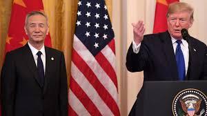 Trump firma la primera fase del acuerdo comercial con China