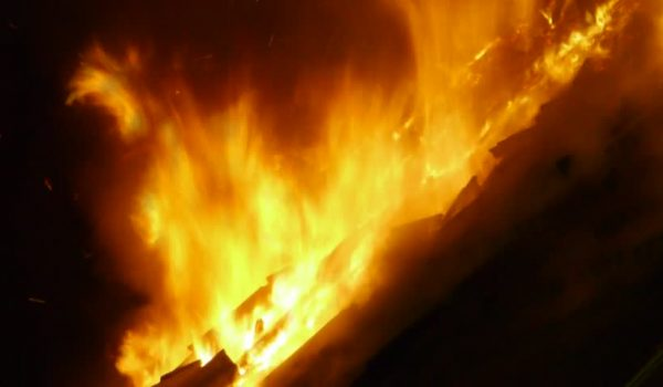 Muere niño de 2 años en incendio