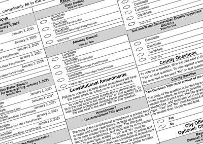 Abrumadora cantidad de solicitudes para votar por correo.