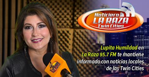 Escuche la segunda emisión de noticias, con Lupita Humildad