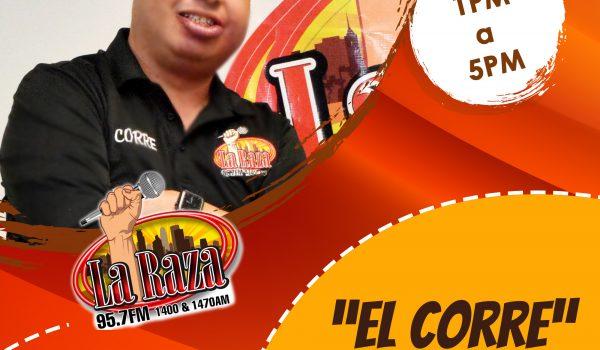 """""""El Corre"""" y su Banda"""