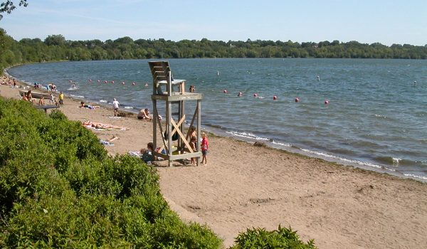 Cierran dos playas de Minneapolis por bacteria E-Coli.