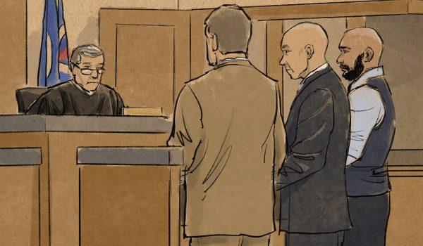 Prohíbe Juez Cahill uso de algunas evidencias en caso Floyd