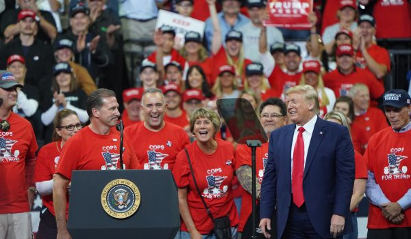 De nuevo viene Donald Trump a Minneapolis