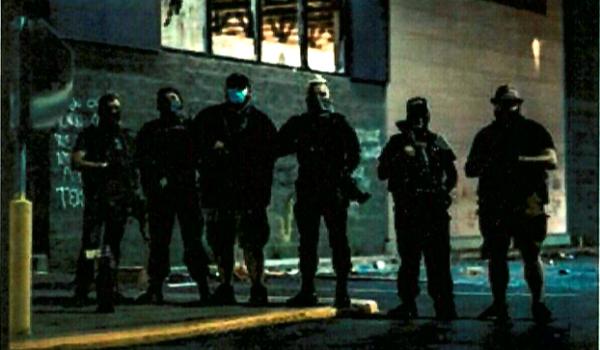 Cargos contra presunto integrante de Boogaloo que disparó contra Tercer Precinto