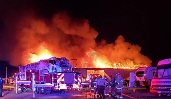 Encuentran sin vida a mujer desaparecida en incendio de Maple Grove