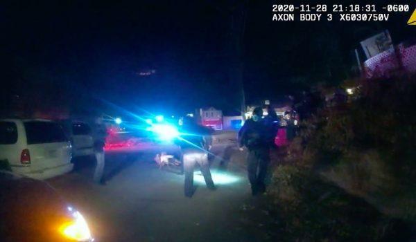 Corren a oficial que le disparó a encuerado en St. Paul