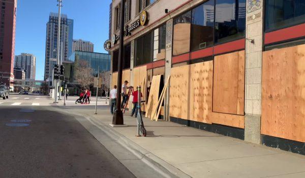 Siguen preparando Minneapolis para resistir efectos del Juicio