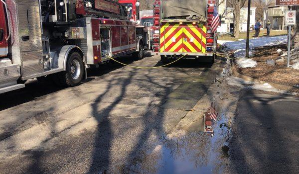 Incendio deja un muerto en Bloomington