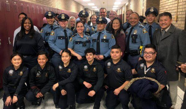 30% del personal será del sexo femenino, en la Policía de St. Paul