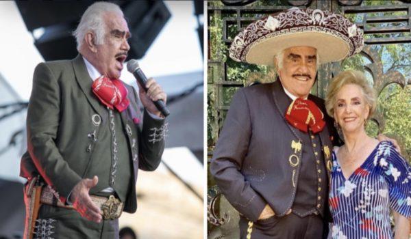 Revelan que Doña Cuquita pidió que desconecten a Vicente Fernández.
