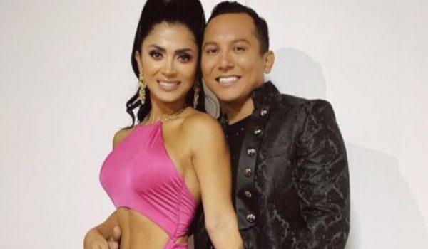 ¿Edwin Luna y Kimberly Flores esperan nuevo bebé?