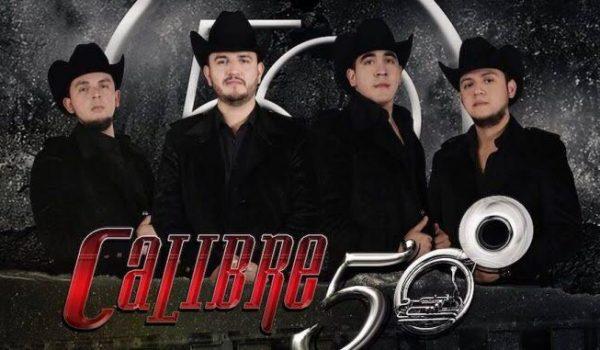 ¡Calibre 50 da a conocer las fechas de sus conciertos por Estados Unidos!