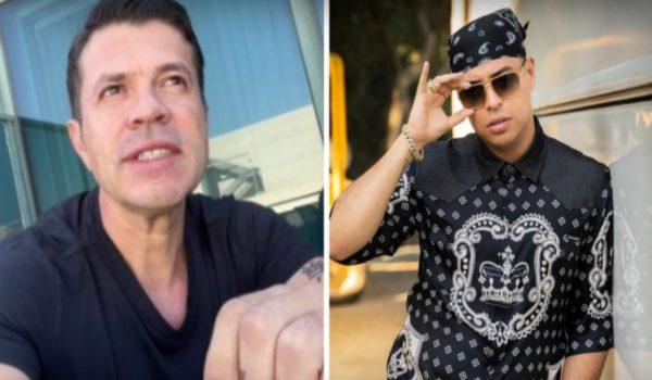 Jorge Medina opina sobre si ya se le subió la fama a Eduin Caz.