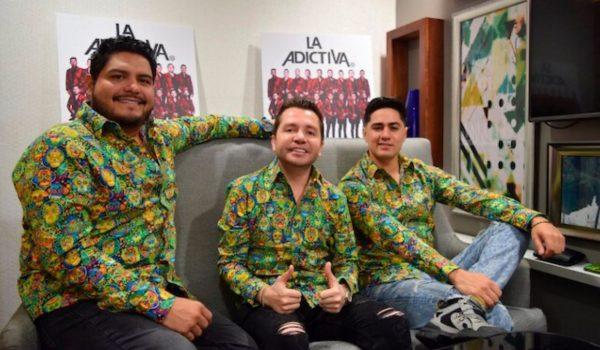 """La Adictiva arranca una gira por EE.UU. con su nuevo álbum, """"Ya solo eres mi Ex"""""""
