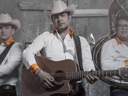 """Así se oye """"Alguien Como Tú"""", lo nuevo de Los Plebes del Rancho de Ariel Camacho."""