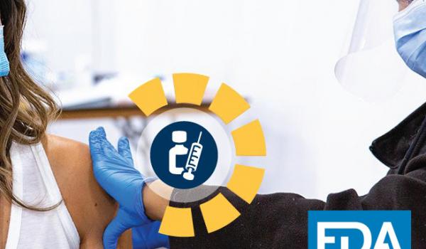 En las próximas horas la FDA podría aprobar combinar vacunas